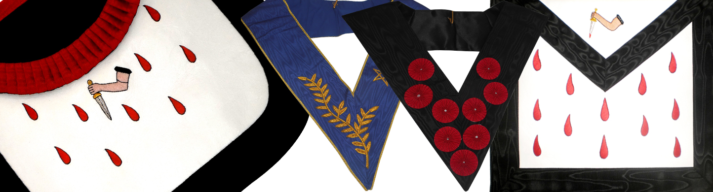 AASR/Scottish Rite Regalia